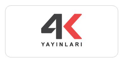 4K Yayınları